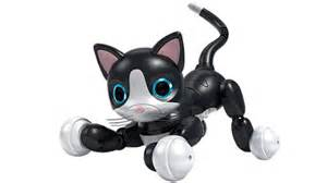 robotic cat it s ok to be a cat person when all your felines are