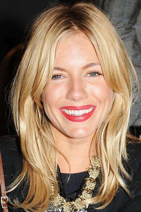 Sienna Millers Hairstyles Hairstylo