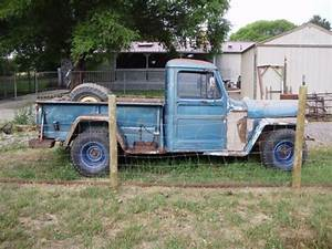 1961 Willys 4x4 Pickup For Sale