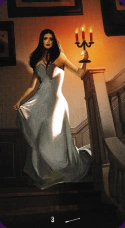 tarot   haunted house reviews images aeclectic tarot