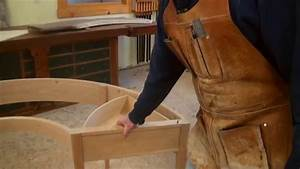 Making Half-Round Desk with Tom McLaughlin - YouTube