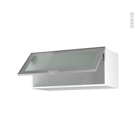 meuble cuisine vitré meuble haut cuisine vitre