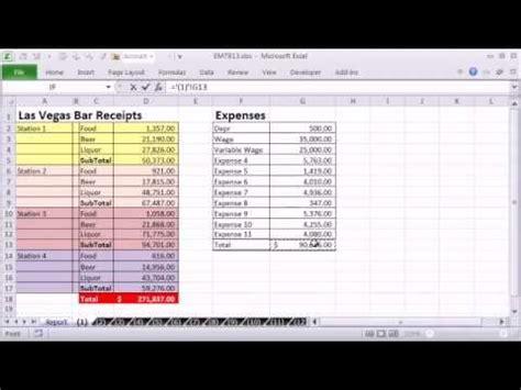 excel magic trick  select  drop   pull data