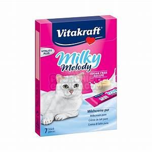 Friandise Pour Chat : friandises pour chat vitakraft milky melody la cr me de ~ Melissatoandfro.com Idées de Décoration