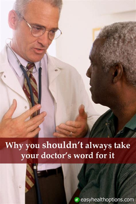 shouldnt    doctors word