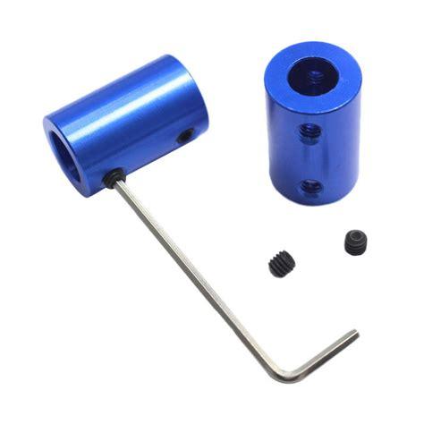 xshaft rigid motor wheel coupling coupler mm  mm aluminum alloy casin wn ebay