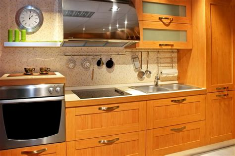 light wood kitchen a tech s and thorough range repair services 3764