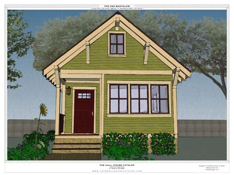 small house cottage plans free plan the small house catalog