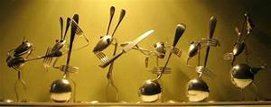 de tres belles idees de recyclage With idee deco cuisine avec objet original deco