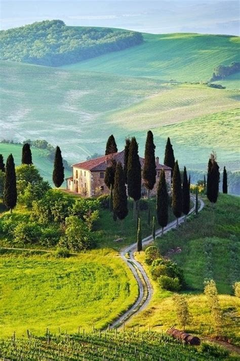 The Most Beautiful Landscapes Of Tuscany Italy ~ Travel