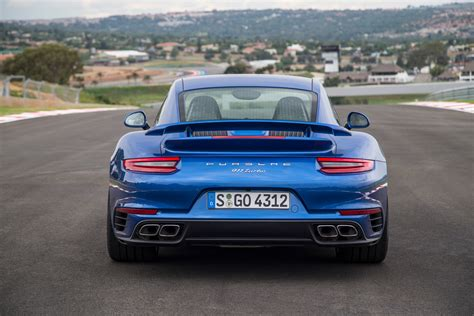porsche back one week with 2017 porsche 911 turbo automobile magazine