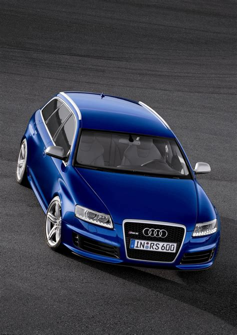 Audi Rs 6 C6 Top Speed by 2008 Audi Rs6 Avant Gallery 196591 Top Speed