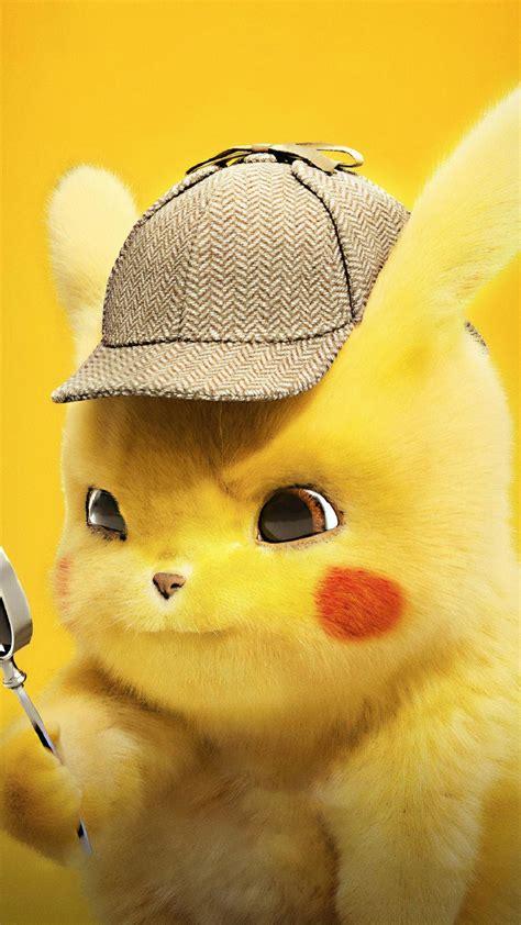 pikachu cute pokemon detective pikachu
