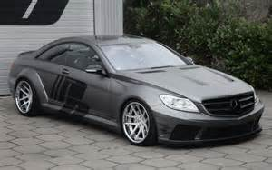 mercedes design prior design toys around with mercedes cl class coupe car tuning