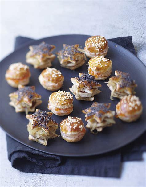 recettes de cuisine noel petits feuilletés de noël pour 8 personnes recettes