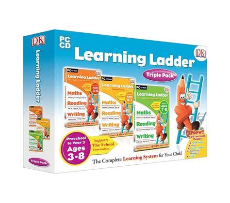 dk learning ladder pack preschool to year 3 deals 833   u 00695599