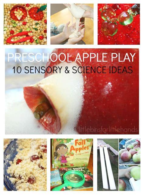 10 preschool apple activities science experiments sensory 200 | 10 Preschool Apple Activities Science Experiments Sensory Play Fine Motor Skills Math