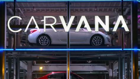 There Is Now A Car Vending Machine, And It Is Five Floors