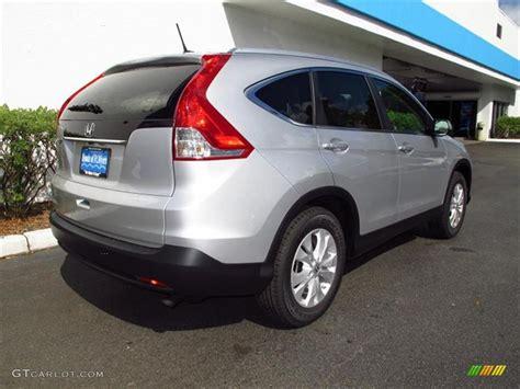 2012 Alabaster Silver Metallic Honda Cr-v Ex-l #62757138