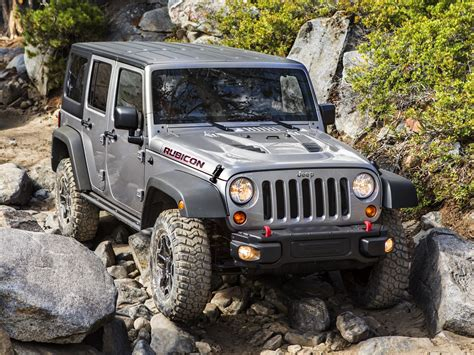 2013 Jeep Wrangler Unlimited Rubicon 10th Offroad 4x4 G