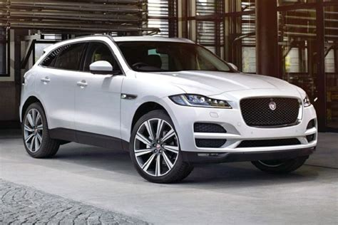 2019 Jaguar F Pace S Interior Horsepower 2017 For Sale