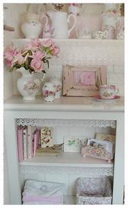 shabby chic deco pictures With idee deco shabby chic