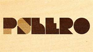 wood inlay text text effects pshero With wood inlay letters
