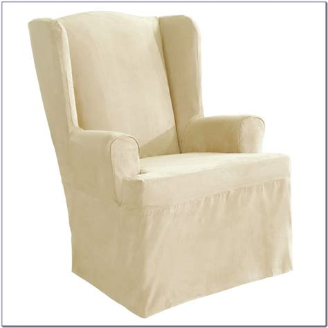 wing chair slipcover ikea wingback chair covers ikea chairs home design ideas