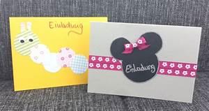 Basteln Mit Kindern 5 Geburtstag : einladungskarten kindergeburtstag basteln einladung zum paradies ~ Whattoseeinmadrid.com Haus und Dekorationen