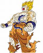 Goku super saiyan by J...