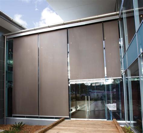 Outdoor Roller Blinds by Outdoor Roller Blinds Singapore Outdoor Roller Blinds