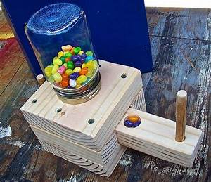 How to make a jelly bean dispenser DIY projects for