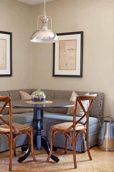 vintage design banquette home design ideen