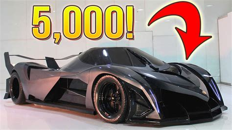 Top 10 Fastest Cars In The World 2016 (top Trends)