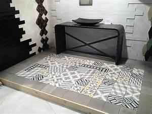 CARREAUX CIMENT Mosaique Carreau Et Carrelage De Ciment