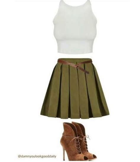 Cute Outfit Ideas 25 Totally Awesome Looks - Damn You Look ...