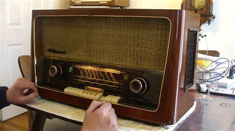 Grundig 3028 vintage radio - YouTube