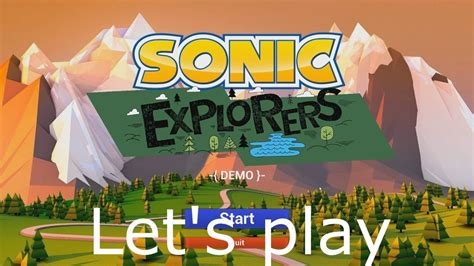 sage  sonic explorers rise  lag youtube