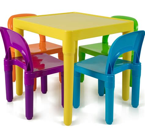 table and chairs play set toddler child activity 354 | ptlc 01 06
