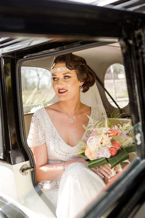 Great Gatsby Glamour A 1920 s Themed Wedding in 2020