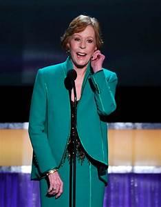 Carol Burnett accepts Life Achievement honors at SAG ...