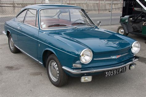 Simca 1000 Bertone Coupe - Chassis: 154970 - 2013 Monterey ...