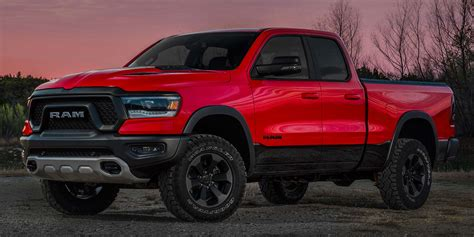 2019  Ram  1500  Vehicles On Display  Chicago Auto Show