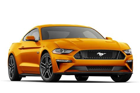 2018 Ford® Mustang Gt Premium Fastback Sports Car Model