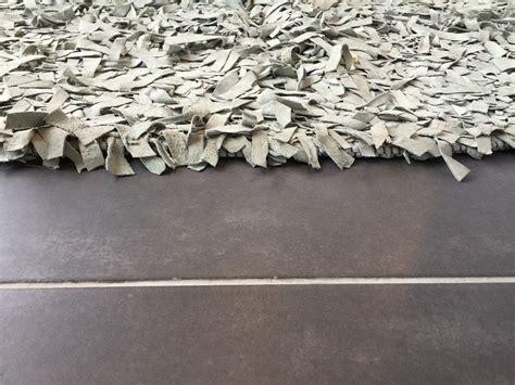 tappeto in pelle sitap tappeto pelle bilbao scontato 50 tappeti a