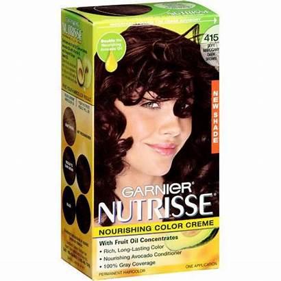Garnier Brown Mahogany Dark Nutrisse Truffle Soft