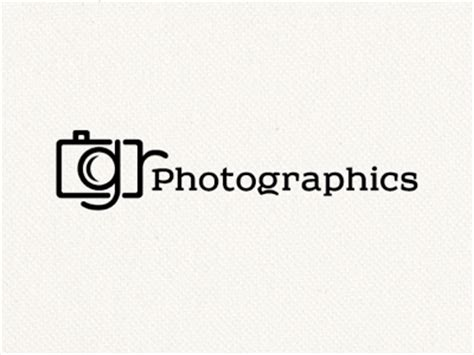 creative photography related logo designs