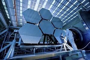 Hidden Maryland: Building the Webb Telescope in NASA's ...