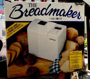 Do keurig coffee maker instructions differ by model? The Bread maker By Mr. Coffee BMR200 2 Pound Loaf Breadmaker   eBay