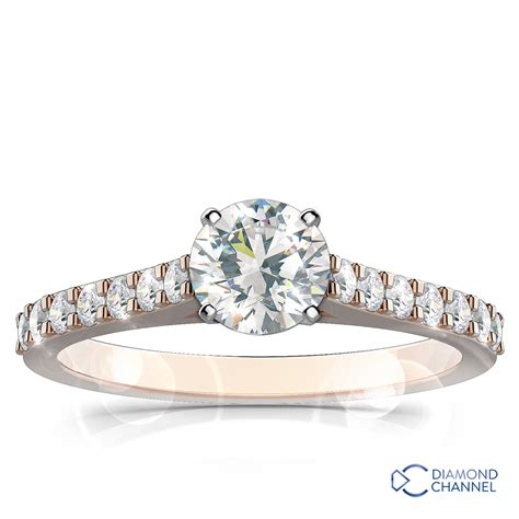 wedding ring sets johannesburg engagement ring 0 49ct tw the channel johannesburg